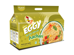 Picture of IFAD EGGY INSTANT NOODLES (AACHARI) 8pcs